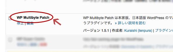 WP Multlbyte Patch